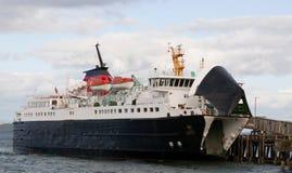 Scarico del traghetto Immagine Stock Libera da Diritti