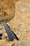 Scarico della miniera Immagini Stock
