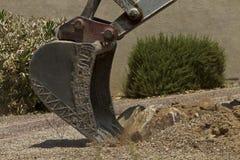 Scarificatore della roccia Immagini Stock Libere da Diritti