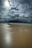 Scarista Beach, Outer Hebrides Stock Image