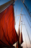 Scarlet sails Royalty Free Stock Photos