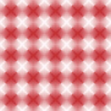 Scarlet square. Set of scarlet squares filled in with a radial gradient Stock Photo