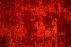 Scarlet velvet curtain background