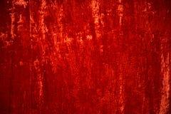Scarlet velvet curtain background stock photography