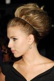 Scarlett Johansson Στοκ Εικόνα