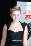 Scarlett Johansson Foto de Stock