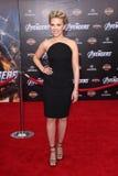 Scarlett Johansson. At the Marvel's The Avengers Los Angeles Premiere, El Capitan Theatre, Hollywood, CA 04-11-12 Stock Photo