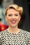 Scarlett Johansson Royalty Free Stock Photo