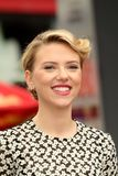 Scarlett Johansson Stock Photography
