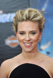Scarlett Johansson. At the world premiere of her new movie Marvel's The Avengers at the El Capitan Theatre, Hollywood. April 11, 2012  Los Angeles, CA Picture Stock Image