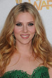 Scarlett Johansson. At the 2010 MTV Movie Awards Arrivals, Gibson Amphitheatre, Universal City, CA. 06-06-10 Royalty Free Stock Images