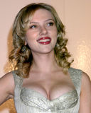 Scarlett Johansson Royalty Free Stock Photos