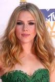 Scarlett Johansson lizenzfreie stockfotos