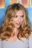 Scarlett Johansson Στοκ εικόνες με δικαίωμα ελεύθερης χρήσης