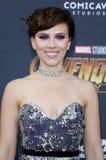 Scarlett Johansson royalty free stock photos