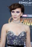 Scarlett Johansson stock photo