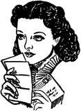 Scarletts Love Letter Stock Image