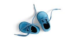 Scarpa di bambino Fotografia Stock