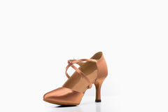 Scarpa di dancing Immagine Stock