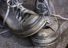 Scarpe da tennis Fotografia Stock