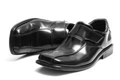 scarpe dell'uomo Fotografia Stock