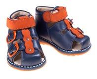 Scarpe di bambino Fotografia Stock Libera da Diritti