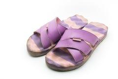 Scarpe di Sandle fotografie stock libere da diritti