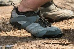 Scarpe di sport Fotografia Stock