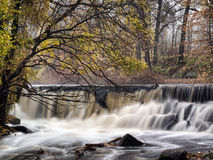 Scarsdale Falls Royalty Free Stock Images
