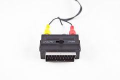 Scart Royalty Free Stock Photography