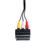 SCART cable Royalty Free Stock Photos