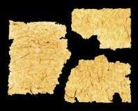 Scarti di carta di bambù Fotografia Stock Libera da Diritti