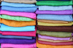 Scarves Stock Photo