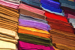 Scarves Royalty Free Stock Photos