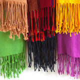 Scarves Royalty Free Stock Photo