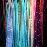 scarves Zdjęcie Royalty Free