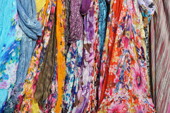 Scarves Royalty Free Stock Photography