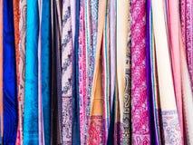 Scarves Royaltyfria Foton