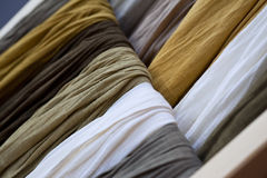 scarves Fotografia de Stock