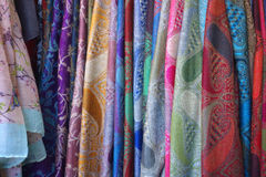 Scarves Royalty Free Stock Image