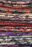 Scarves de Pashmina Imagens de Stock Royalty Free