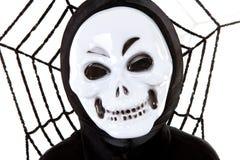 scary κρανίο μασκών Στοκ φωτογραφία με δικαίωμα ελεύθερης χρήσης