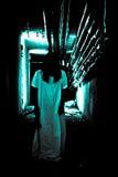 scary σκηνή φρίκης στοκ φωτογραφία με δικαίωμα ελεύθερης χρήσης