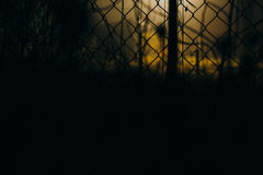 Scary background for Halloween. Scary mysterious background for Halloween. scary place stock photography