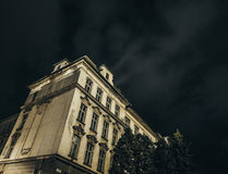 Scary building Royalty Free Stock Photos