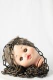 Scary Doll Head Stock Photos