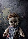 Scary Doll Royalty Free Stock Image