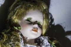 Scary doll Stock Photo