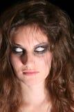 Scary eyes Stock Photography