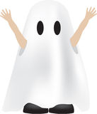 Scary ghost Royalty Free Stock Photos